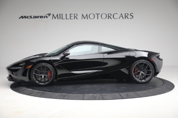 New 2021 McLaren 720S Performance for sale $344,500 at Alfa Romeo of Greenwich in Greenwich CT 06830 3