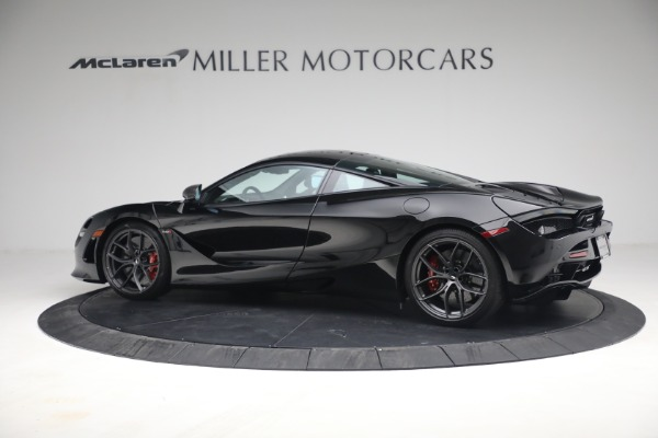 New 2021 McLaren 720S Performance for sale $344,500 at Alfa Romeo of Greenwich in Greenwich CT 06830 4