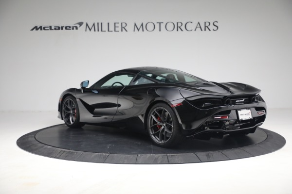 New 2021 McLaren 720S Performance for sale $344,500 at Alfa Romeo of Greenwich in Greenwich CT 06830 5