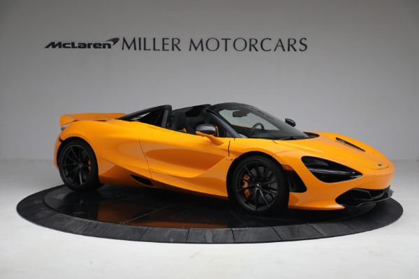 New 2021 McLaren 720S Spider for sale $378,110 at Alfa Romeo of Greenwich in Greenwich CT 06830 10