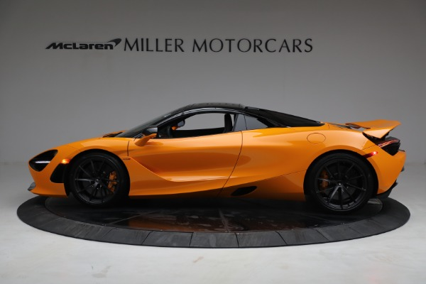 New 2021 McLaren 720S Spider for sale $378,110 at Alfa Romeo of Greenwich in Greenwich CT 06830 16