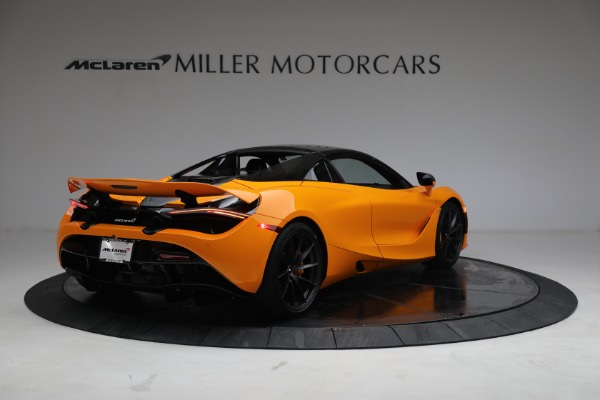 New 2021 McLaren 720S Spider for sale $378,110 at Alfa Romeo of Greenwich in Greenwich CT 06830 19