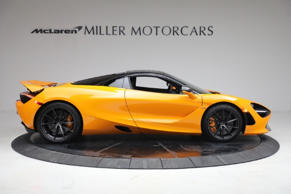 New 2021 McLaren 720S Spider for sale $378,110 at Alfa Romeo of Greenwich in Greenwich CT 06830 20