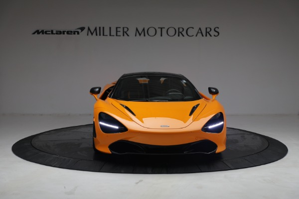 New 2021 McLaren 720S Spider for sale $378,110 at Alfa Romeo of Greenwich in Greenwich CT 06830 22