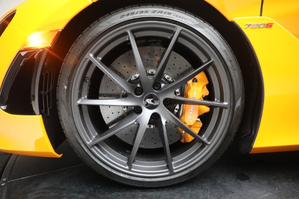 New 2021 McLaren 720S Spider for sale $378,110 at Alfa Romeo of Greenwich in Greenwich CT 06830 23