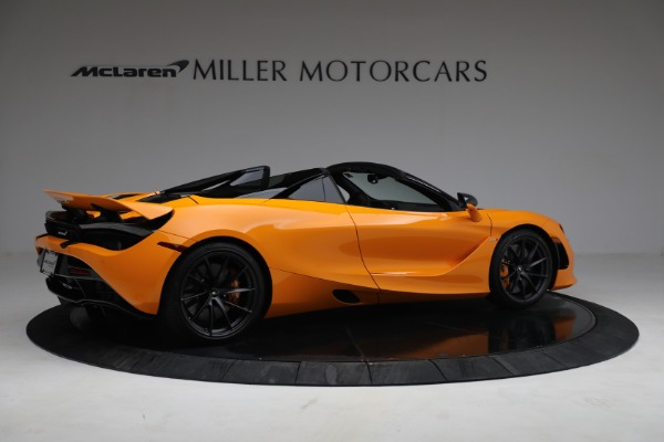 New 2021 McLaren 720S Spider for sale $378,110 at Alfa Romeo of Greenwich in Greenwich CT 06830 8