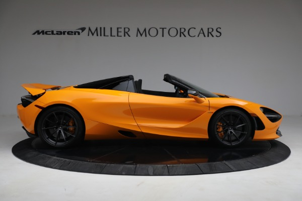 New 2021 McLaren 720S Spider for sale $378,110 at Alfa Romeo of Greenwich in Greenwich CT 06830 9