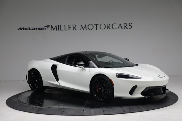 New 2021 McLaren GT Luxe for sale $217,205 at Alfa Romeo of Greenwich in Greenwich CT 06830 10