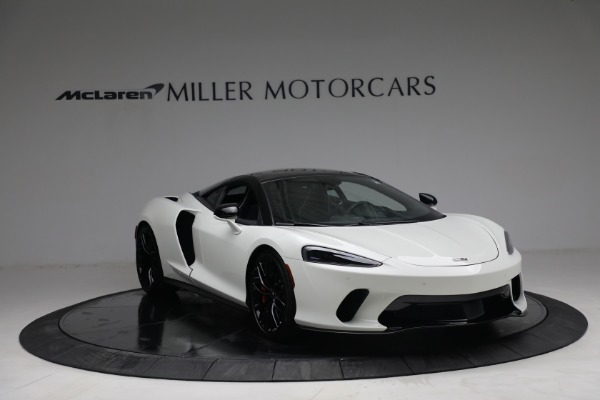 New 2021 McLaren GT Luxe for sale $217,205 at Alfa Romeo of Greenwich in Greenwich CT 06830 11