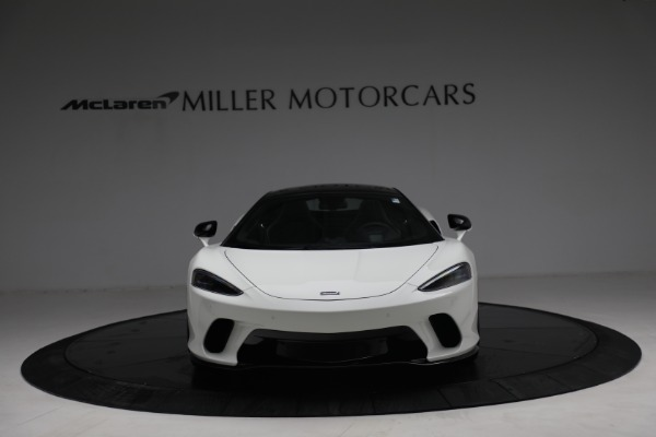New 2021 McLaren GT Luxe for sale $217,205 at Alfa Romeo of Greenwich in Greenwich CT 06830 12