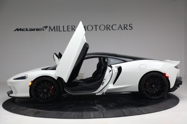 New 2021 McLaren GT Luxe for sale $217,205 at Alfa Romeo of Greenwich in Greenwich CT 06830 15