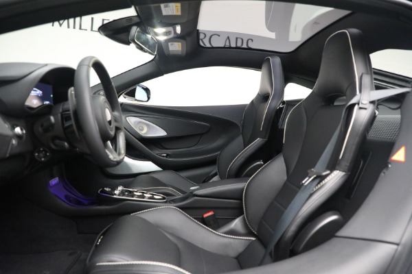 New 2021 McLaren GT Luxe for sale $217,205 at Alfa Romeo of Greenwich in Greenwich CT 06830 18
