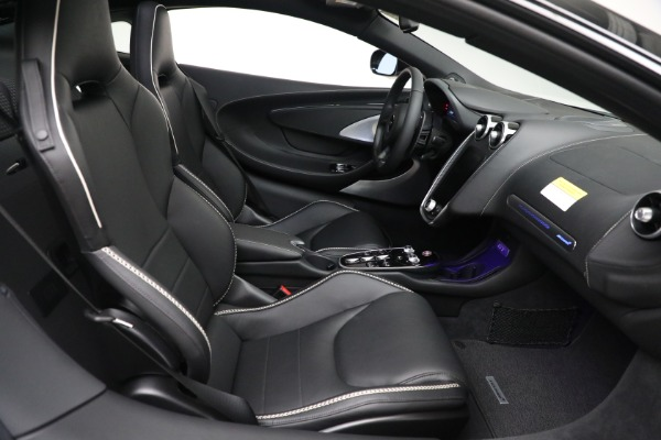 New 2021 McLaren GT Luxe for sale $217,205 at Alfa Romeo of Greenwich in Greenwich CT 06830 22