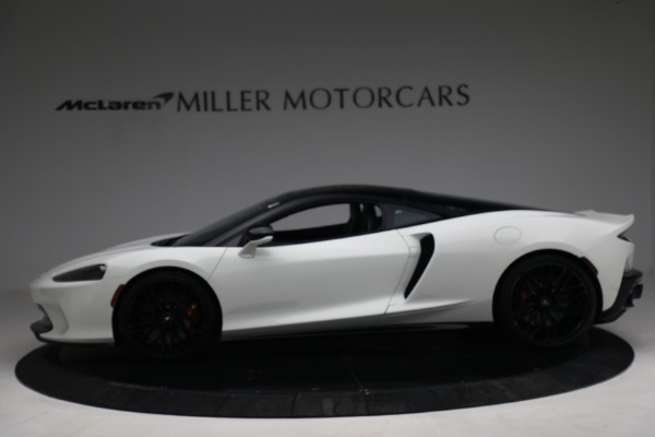 New 2021 McLaren GT Luxe for sale $217,205 at Alfa Romeo of Greenwich in Greenwich CT 06830 3