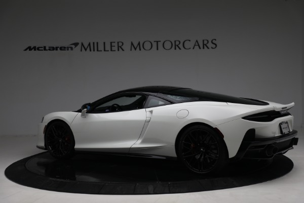 New 2021 McLaren GT Luxe for sale $217,205 at Alfa Romeo of Greenwich in Greenwich CT 06830 4