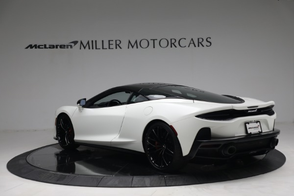 New 2021 McLaren GT Luxe for sale $217,205 at Alfa Romeo of Greenwich in Greenwich CT 06830 5