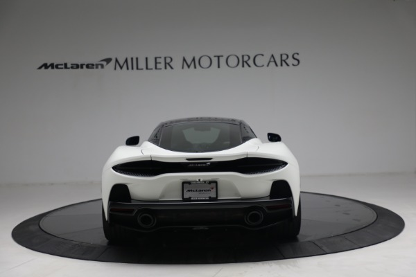 New 2021 McLaren GT Luxe for sale $217,205 at Alfa Romeo of Greenwich in Greenwich CT 06830 6