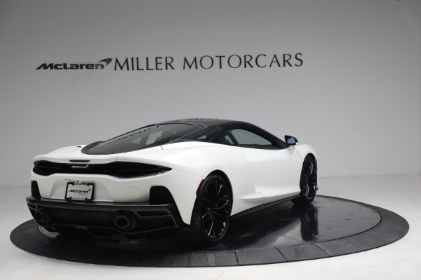New 2021 McLaren GT Luxe for sale $217,205 at Alfa Romeo of Greenwich in Greenwich CT 06830 7