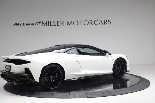 New 2021 McLaren GT Luxe for sale $217,205 at Alfa Romeo of Greenwich in Greenwich CT 06830 8