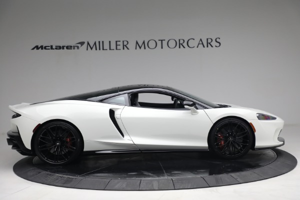 New 2021 McLaren GT Luxe for sale $217,205 at Alfa Romeo of Greenwich in Greenwich CT 06830 9
