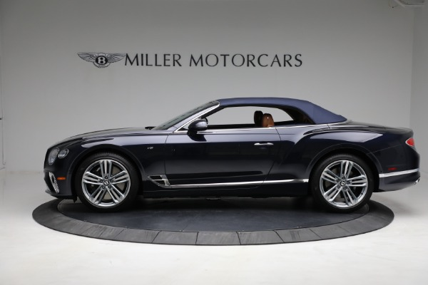 New 2021 Bentley Continental GT V8 for sale Call for price at Alfa Romeo of Greenwich in Greenwich CT 06830 15