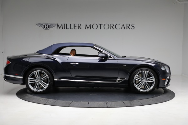 New 2021 Bentley Continental GT V8 for sale Call for price at Alfa Romeo of Greenwich in Greenwich CT 06830 19
