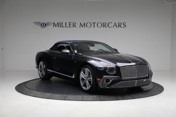 New 2021 Bentley Continental GT V8 for sale Call for price at Alfa Romeo of Greenwich in Greenwich CT 06830 20