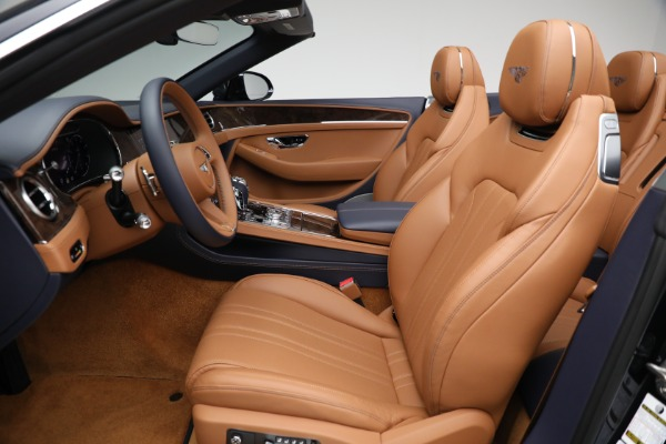 New 2021 Bentley Continental GT V8 for sale Call for price at Alfa Romeo of Greenwich in Greenwich CT 06830 27