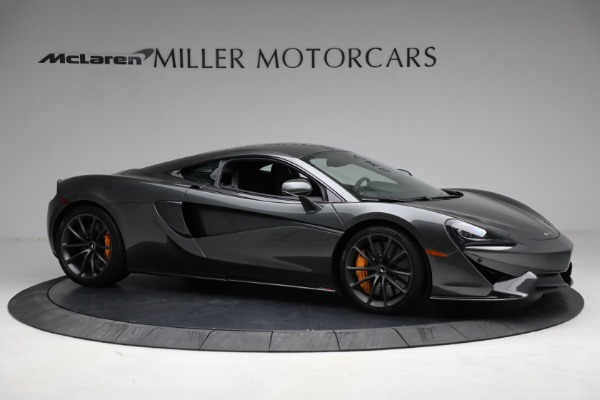Used 2020 McLaren 570S for sale Sold at Alfa Romeo of Greenwich in Greenwich CT 06830 10