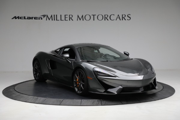 Used 2020 McLaren 570S for sale Sold at Alfa Romeo of Greenwich in Greenwich CT 06830 11