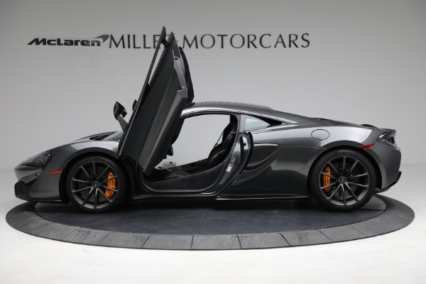 Used 2020 McLaren 570S for sale Sold at Alfa Romeo of Greenwich in Greenwich CT 06830 14