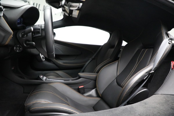 Used 2020 McLaren 570S for sale Sold at Alfa Romeo of Greenwich in Greenwich CT 06830 19
