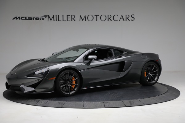 Used 2020 McLaren 570S for sale Sold at Alfa Romeo of Greenwich in Greenwich CT 06830 2