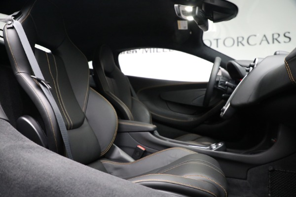 Used 2020 McLaren 570S for sale Sold at Alfa Romeo of Greenwich in Greenwich CT 06830 23