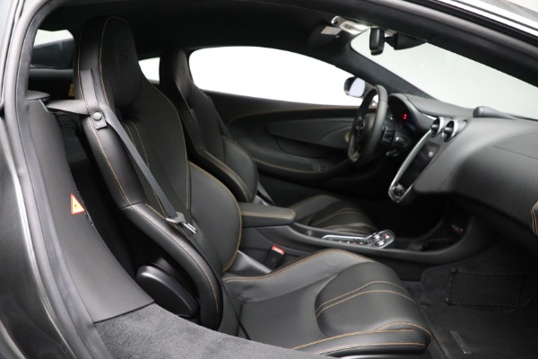 Used 2020 McLaren 570S for sale Sold at Alfa Romeo of Greenwich in Greenwich CT 06830 24