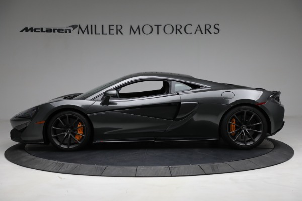 Used 2020 McLaren 570S for sale Sold at Alfa Romeo of Greenwich in Greenwich CT 06830 3