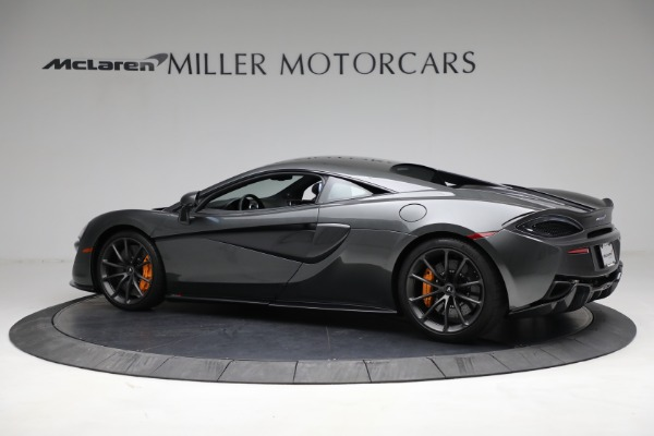 Used 2020 McLaren 570S for sale Sold at Alfa Romeo of Greenwich in Greenwich CT 06830 4