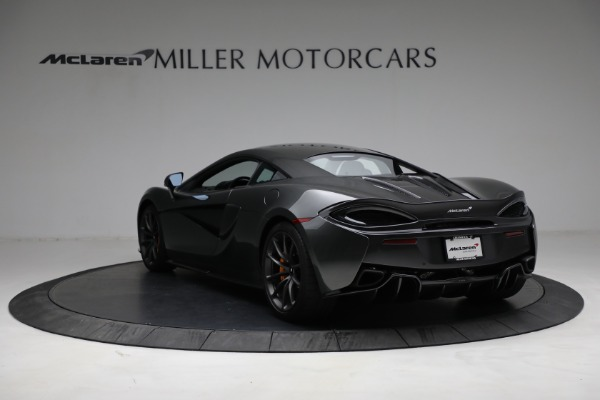 Used 2020 McLaren 570S for sale Sold at Alfa Romeo of Greenwich in Greenwich CT 06830 5