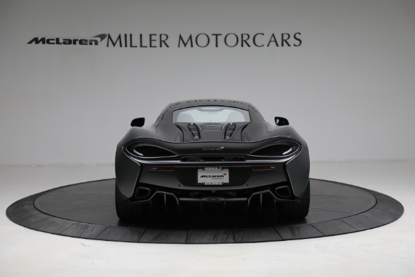 Used 2020 McLaren 570S for sale Sold at Alfa Romeo of Greenwich in Greenwich CT 06830 6
