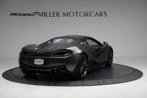 Used 2020 McLaren 570S for sale Sold at Alfa Romeo of Greenwich in Greenwich CT 06830 7