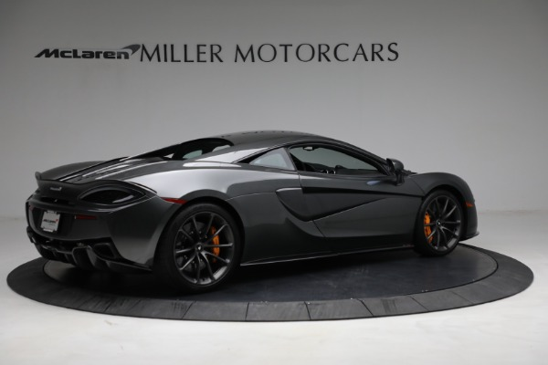 Used 2020 McLaren 570S for sale Sold at Alfa Romeo of Greenwich in Greenwich CT 06830 8