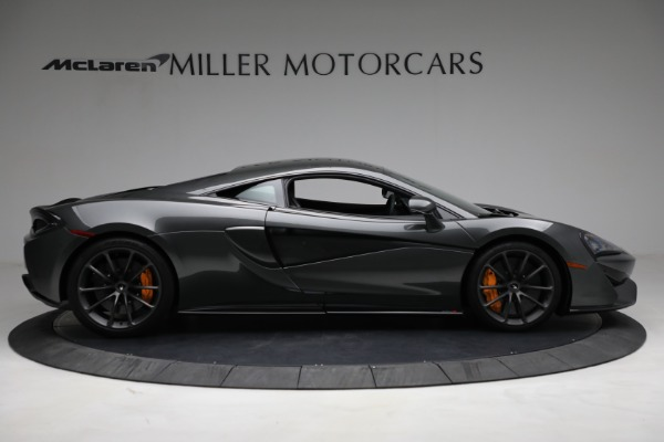 Used 2020 McLaren 570S for sale Sold at Alfa Romeo of Greenwich in Greenwich CT 06830 9