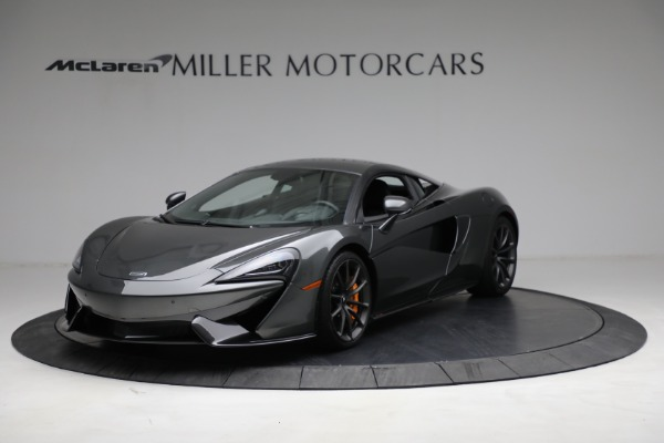 Used 2020 McLaren 570S for sale Sold at Alfa Romeo of Greenwich in Greenwich CT 06830 1
