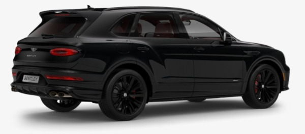 New 2021 Bentley Bentayga Speed for sale Sold at Alfa Romeo of Greenwich in Greenwich CT 06830 3