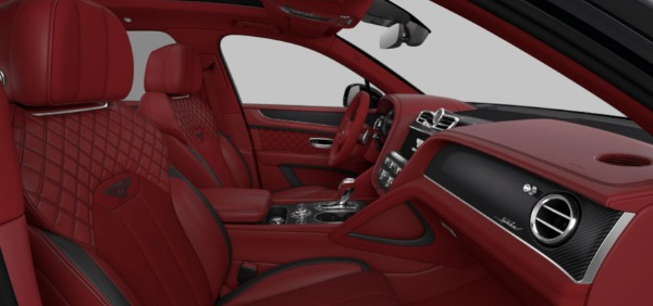 New 2021 Bentley Bentayga Speed for sale Sold at Alfa Romeo of Greenwich in Greenwich CT 06830 7