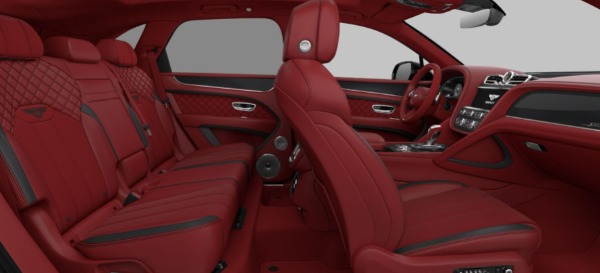 New 2021 Bentley Bentayga Speed for sale Sold at Alfa Romeo of Greenwich in Greenwich CT 06830 9