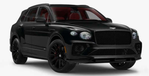 New 2021 Bentley Bentayga Speed for sale Sold at Alfa Romeo of Greenwich in Greenwich CT 06830 1