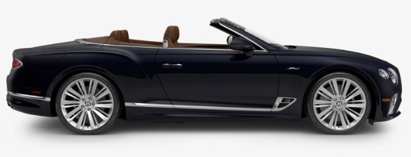 New 2022 Bentley Continental GT Speed for sale Sold at Alfa Romeo of Greenwich in Greenwich CT 06830 2