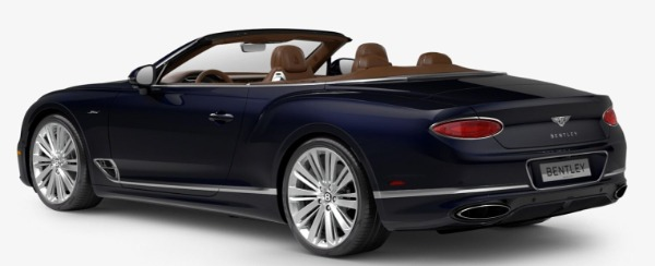 New 2022 Bentley Continental GT Speed for sale Sold at Alfa Romeo of Greenwich in Greenwich CT 06830 3