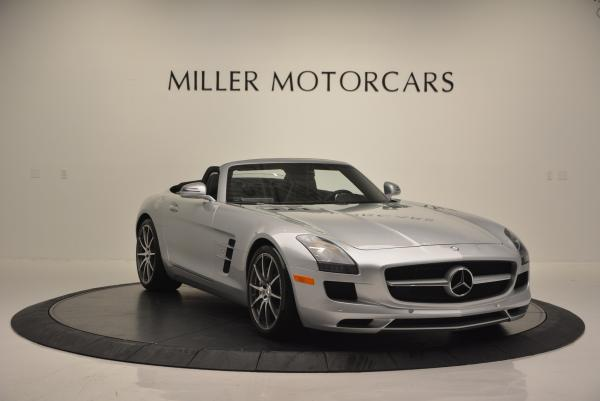 Used 2012 Mercedes Benz SLS AMG for sale Sold at Alfa Romeo of Greenwich in Greenwich CT 06830 11